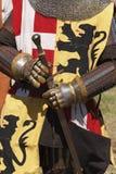 Ιππότης ξιφών Στοκ φωτογραφία με δικαίωμα ελεύθερης χρήσης