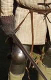 Ιππότης ξιφών Στοκ εικόνα με δικαίωμα ελεύθερης χρήσης