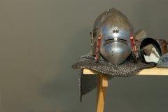 ιππότης s κρανών Στοκ εικόνα με δικαίωμα ελεύθερης χρήσης