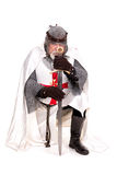 ιππότης templar Στοκ εικόνα με δικαίωμα ελεύθερης χρήσης