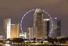Ιπτάμενο Σινγκαπούρη Σινγκαπούρης Στοκ εικόνα με δικαίωμα ελεύθερης χρήσης