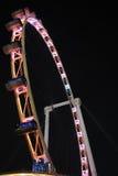 ιπτάμενο Σινγκαπούρη Στοκ εικόνα με δικαίωμα ελεύθερης χρήσης