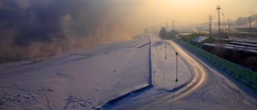 Ιρκούτσκ Ρωσία Στοκ Φωτογραφίες
