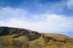 Ιρλανδική βουνοπλαγιά στοκ φωτογραφία με δικαίωμα ελεύθερης χρήσης