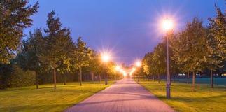 ιρλανδική σύγχρονη νύχτα musuem &kap Στοκ Εικόνες