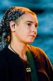 ιρλανδικός ο sinead τραγουδιστής connor Στοκ Εικόνα