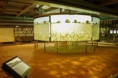 Ιρλανδία Δουβλίνο Αποθήκη Guiness Στοκ φωτογραφίες με δικαίωμα ελεύθερης χρήσης