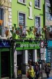 Ιρλανδία Δουβλίνο Στοκ Φωτογραφία