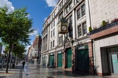 Ιρλανδία Δουβλίνο Στοκ Φωτογραφίες