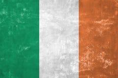 Ιρλανδική σημαία Στοκ Εικόνες