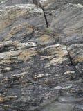 Ιρλανδικοί παράκτιοι βράχοι Στοκ Φωτογραφίες
