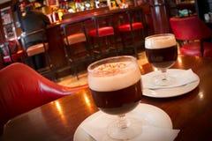 Ιρλανδικός καφές Στοκ Φωτογραφίες