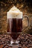 Ιρλανδικός καφές Στοκ Φωτογραφία