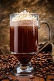 Ιρλανδικός καφές Στοκ εικόνες με δικαίωμα ελεύθερης χρήσης