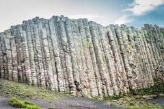 Ιρλανδικός σχηματισμός βράχου Στοκ εικόνα με δικαίωμα ελεύθερης χρήσης