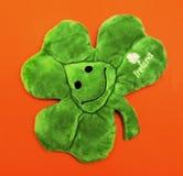 Ιρλανδικό τριφύλλι Στοκ εικόνα με δικαίωμα ελεύθερης χρήσης