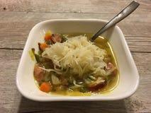 ιρλανδικό stew Στοκ Εικόνα
