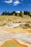 Ισημερινός, αλατισμένο ορυχείο στοκ εικόνες
