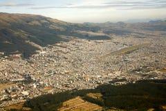 Ισημερινός Κουίτο Στοκ Εικόνες
