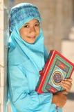 Ισλάμ παιδιών στοκ φωτογραφία