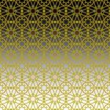 Ισλαμικά σχέδιο και μοτίβο διακοσμήσεων στοκ εικόνες