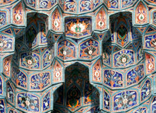 ισλαμικό μωσαϊκό 3 Στοκ Φωτογραφία