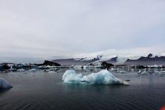 Ισλανδία joekulsarlon Στοκ φωτογραφίες με δικαίωμα ελεύθερης χρήσης