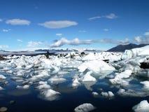 Ισλανδία jokulsarlon Στοκ εικόνα με δικαίωμα ελεύθερης χρήσης