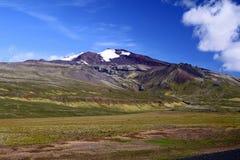 ισλανδικό ηφαίστειο Στοκ φωτογραφίες με δικαίωμα ελεύθερης χρήσης