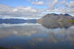 ισλανδικό τοπίο Στοκ Φωτογραφίες