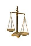 ισορροπία χρυσή στοκ εικόνες με δικαίωμα ελεύθερης χρήσης