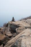 Ισορροπημένες πέτρες Στοκ Εικόνες