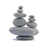 ισορροπώντας πέτρες Στοκ εικόνα με δικαίωμα ελεύθερης χρήσης