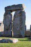 ισορροπώντας stonehenge πέτρες Στοκ Εικόνες