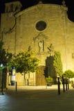 Ισπανία. Ακτή-πλευρά Brava. Στοκ εικόνες με δικαίωμα ελεύθερης χρήσης