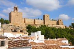 Ισπανία - Ανδαλουσία Στοκ Εικόνες