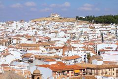Ισπανία - Ανδαλουσία Στοκ φωτογραφία με δικαίωμα ελεύθερης χρήσης