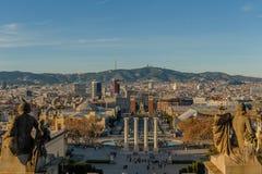 Ισπανία - Βαρκελώνη Στοκ Εικόνες