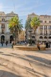 Ισπανία - Βαρκελώνη Στοκ φωτογραφία με δικαίωμα ελεύθερης χρήσης