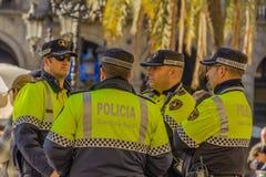 Ισπανία - Βαρκελώνη Στοκ εικόνες με δικαίωμα ελεύθερης χρήσης