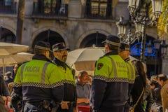Ισπανία - Βαρκελώνη Στοκ εικόνα με δικαίωμα ελεύθερης χρήσης