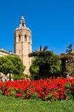 Ισπανία Βαλέντσια Στοκ Εικόνες