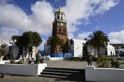 Ισπανία, Κανάριο νησί, Lanzarote Στοκ Εικόνες