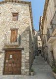 Ισπανία, Καταλωνία, Girona, Besalu Στοκ φωτογραφία με δικαίωμα ελεύθερης χρήσης