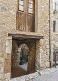 Ισπανία, Καταλωνία, Girona, Besalu Στοκ Φωτογραφία