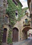 Ισπανία, Καταλωνία, Girona, Pals Στοκ Εικόνες