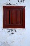 Ισπανία καφετί ξύλινο arrecife Lanzarote Στοκ φωτογραφία με δικαίωμα ελεύθερης χρήσης