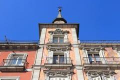Ισπανία - Μαδρίτη Στοκ εικόνα με δικαίωμα ελεύθερης χρήσης