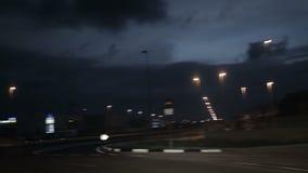 Ισπανία, πόλη Vinaros απόθεμα βίντεο