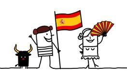 Ισπανία ελεύθερη απεικόνιση δικαιώματος